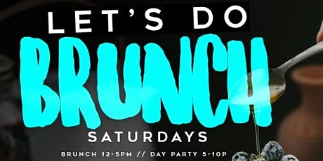 Let's Do BRUNCH Saturdays at Ozio tickets