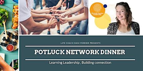 Potluck Network Dinner tickets