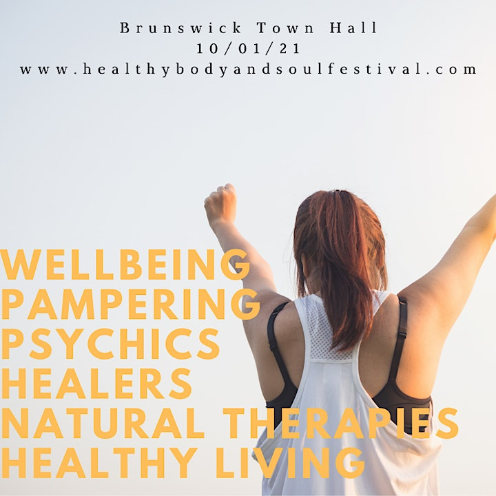 Healthy Body and Soul Festival Brunswick image