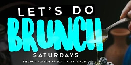 Ozio Saturday's Brunch and Day Party tickets