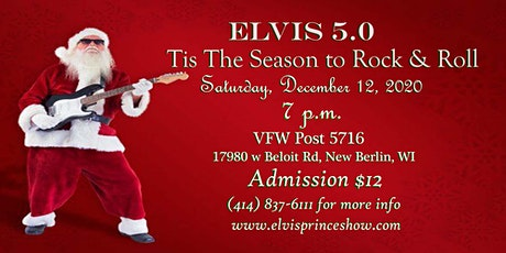 Tis The Season to Rock & Roll tickets