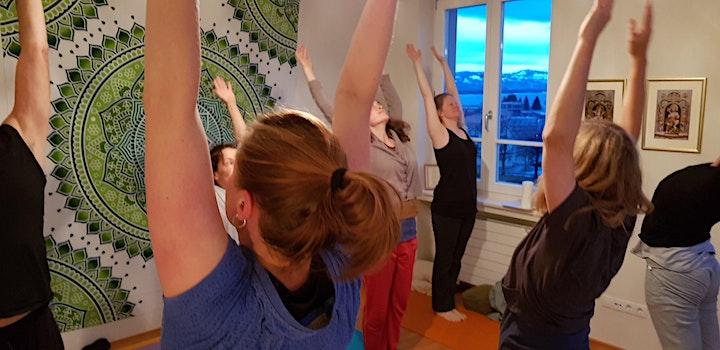 Hatha Yoga & Pranayama in Lochau/Bregenz: Bild