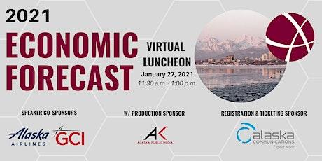 Economic Forecast Virtual Luncheon tickets