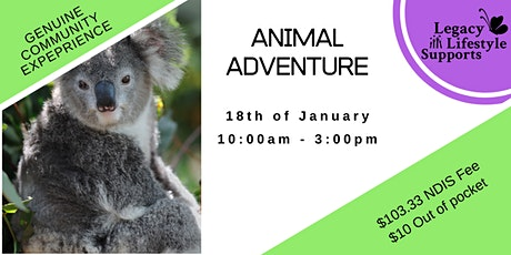 Animal Adventure tickets