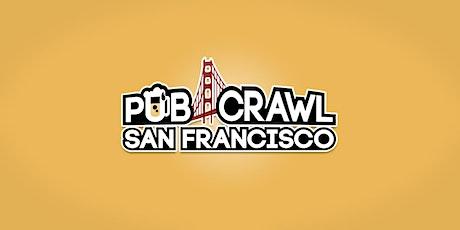 NOB HILL PUB CRAWL tickets