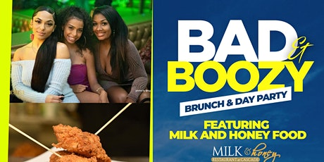 Bad & Boozy Brunch & Day Party Saturday @ Medusa Lounge tickets