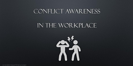 Conflict Awareness in the Workplace - Online - S Seattle College tickets