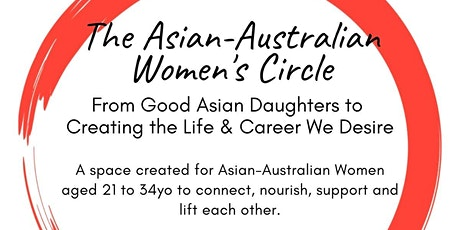 The Asian-Australian Women's Circle tickets