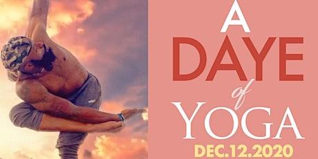 A Daye of Yoga 2 tickets