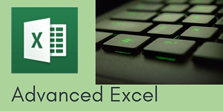 Advanced Excel - 3 hr Zoom Workshop tickets