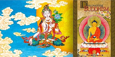 DISCOVERING BUDDHISM: Introduction to Tantra (ONLINE) tickets