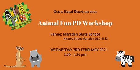 Improving Motor Skills with the Animal Fun Program in Queensland tickets