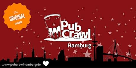 PubCrawl Hamburg Super-Premium Tour Tickets