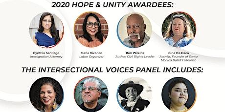 12th Annual Hope & Unity Awards (Virtual Gala) tickets