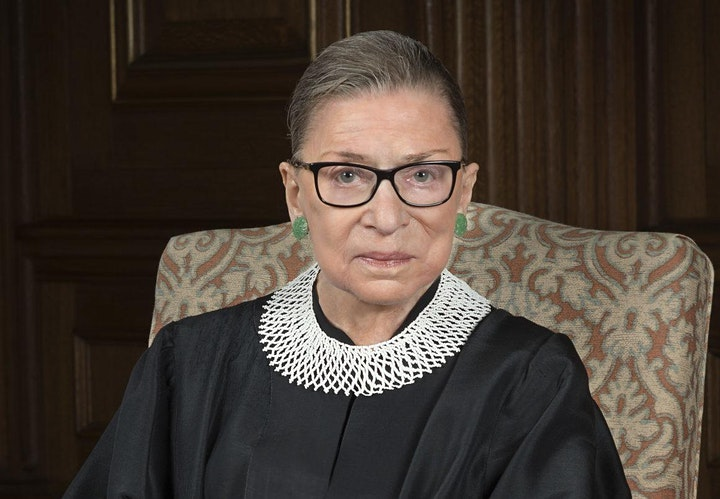 Notorious RBG: The Life and Times of Ruth Bader Ginsburg - Livestream Tour image