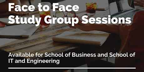 MIT - Group Study Session tickets