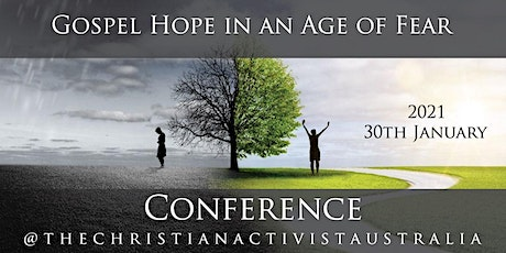 Gospel Hope in an Age of Fear - Perth Conference tickets