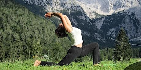 Lezioni GRATUITE di Hatha Yoga biglietti