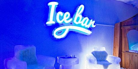 ICE BAR MUNDO GELADO ingressos