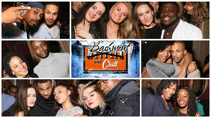 Bashment & Chill [Monthly Dancehall Night in London] image