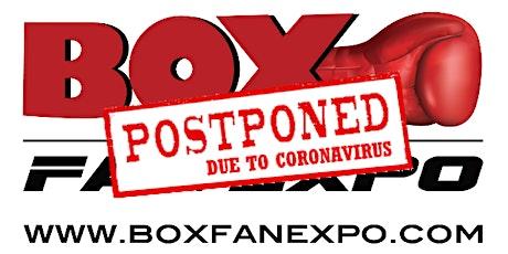 BOX FAN EXPO - LAS VEGAS 2020 tickets