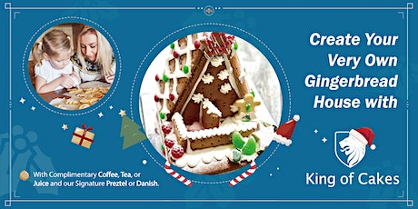 Gingerbread House DIY - The Best Christmas Workshop! tickets