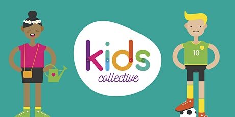 Kids Collective -  Friday 22 January 2021 - Watercolour & Collage Art tickets