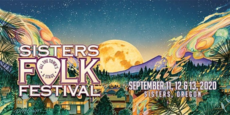 2021 Sisters Folk Festival tickets
