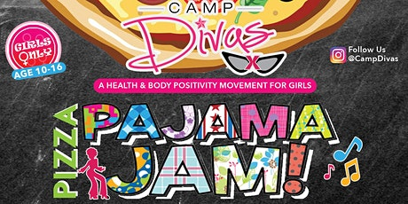 Camp Divas Pizza Pajama Jam tickets
