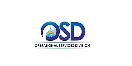 Vendor Webinar: Supplier Diversity Program (SDP) Overview for Bidders and Prime Contractors (Online Training) tickets