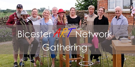 Bicester Art Network Gathering tickets
