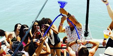 SPRING BREAK - MIAMI BEACH - VIP BOAT PARTY tickets