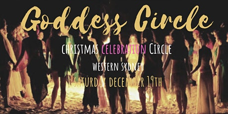 Goddess Circle - Christmas Party tickets