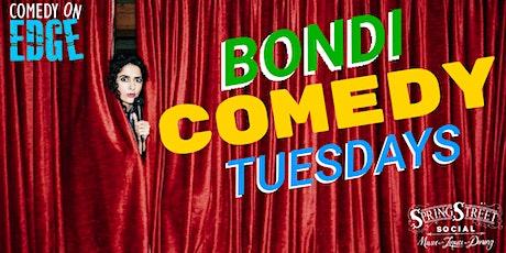 Bondi Comedy Tuesdays tickets