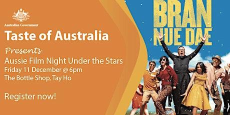 Đêm phim Úc dưới bầu trời sao / Aussie  Film Night Under the Stars tickets
