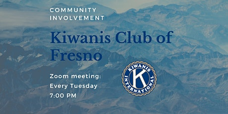 Kiwanis Weekly Meeting tickets