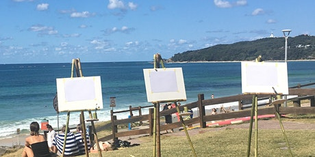 Outdoor Painting in Byron Bay tickets
