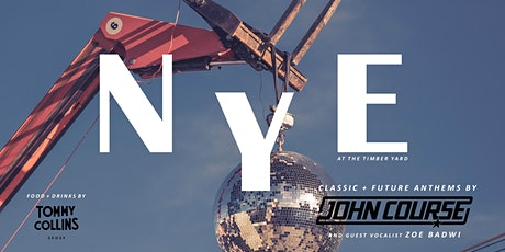 NYE with John Course tickets
