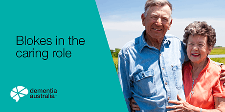 Blokes in the Caring Role - Online - VIC tickets