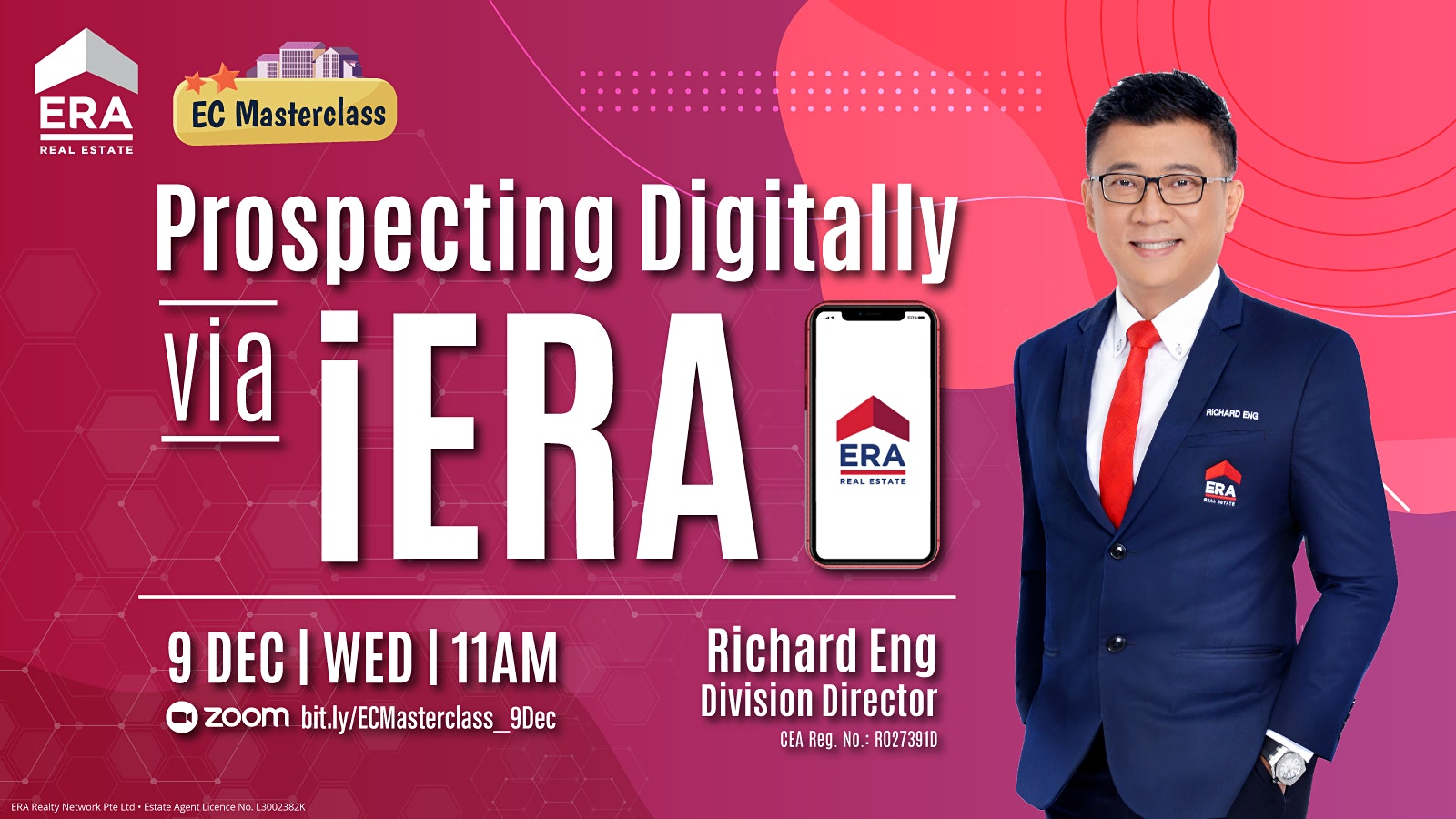 EC Masterclass: Prospecting Digitally via iERA