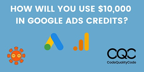 Volunteer Advertising with Google Ads tickets