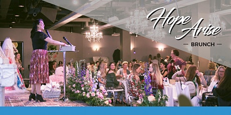 Hope Arise Brunch- Postponed to March 6, 2021 tickets