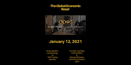 The Global Economic Reset tickets