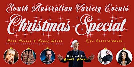SA Variety Christmas Special tickets