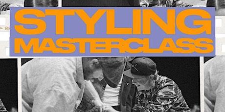 Styling Masterclass with Luke Pluckrose & Ky Wilson tickets