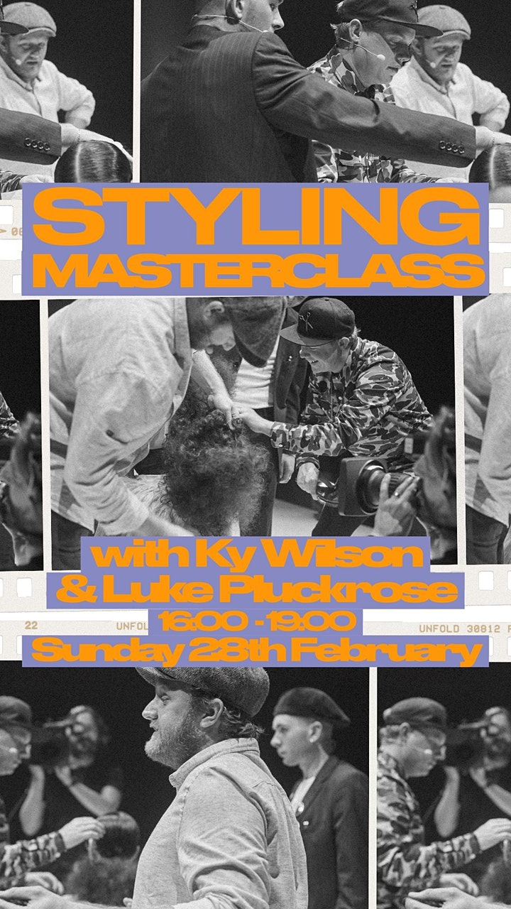 Styling Masterclass with Luke Pluckrose & Ky Wilson image
