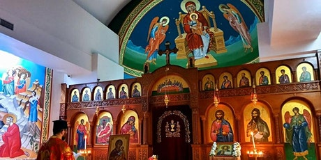 Sunday Evening Divine Liturgy (English) tickets