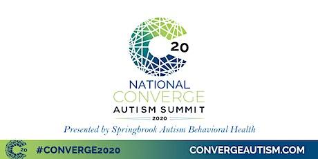 Converge Autism Summit 2021 tickets
