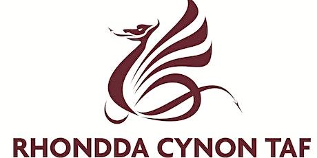 Copy of Ffair Gyrfaoedd Rhondda Cynon Taf / Rhondda Cynon Taf's Career Fair tickets