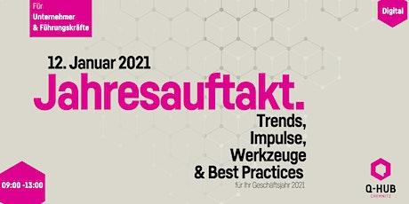 Jahresauftaktveranstaltung | Q-HUB Chemnitz Tickets
